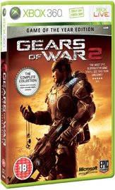 Gears of War 2 Game of the Year Edition for X360