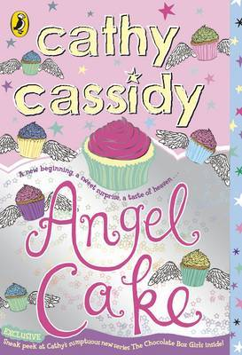 Angel Cake by Cathy Cassidy image