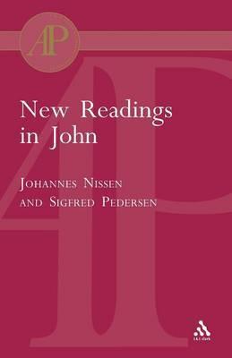New Readings in John by Johannes Nissen image
