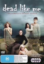 Dead Like Me - Complete Season 2 (4 Disc Set) on DVD