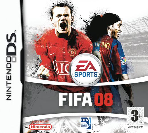 FIFA 08 for Nintendo DS image