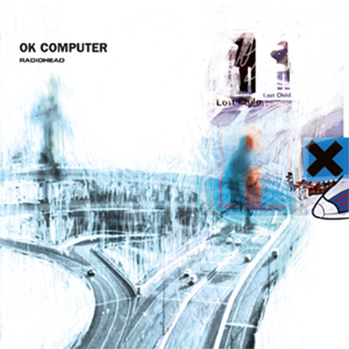 OK Computer by Radiohead image