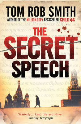 The Secret Speech by Tom Rob Smith image