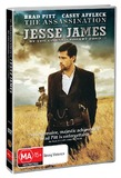 The Assassination Of Jesse James By The Coward Robert Ford on DVD