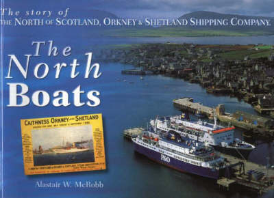North Boats by Alastair W. McRobb