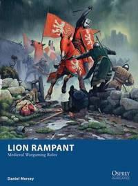 Lion Rampant by Daniel Mersey image