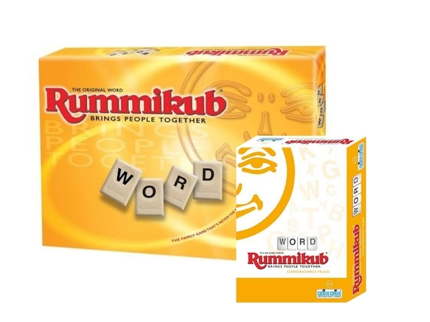 Rummikub: Word Bundle