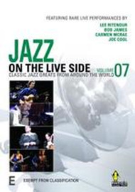 Jazz Legends Live! From Around The World (Volume 7) on DVD image