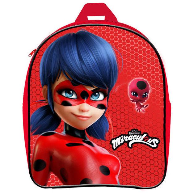 MiraculousLadybug CharacterBackpack