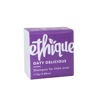 Ethique Oaty Delicious Gentle Shampoo Bar for Little Ones (110g)