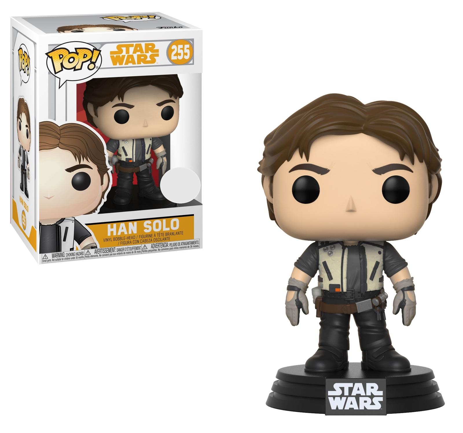 Star Wars: Solo - Han Solo (Variant #1) Pop! Vinyl Figure image