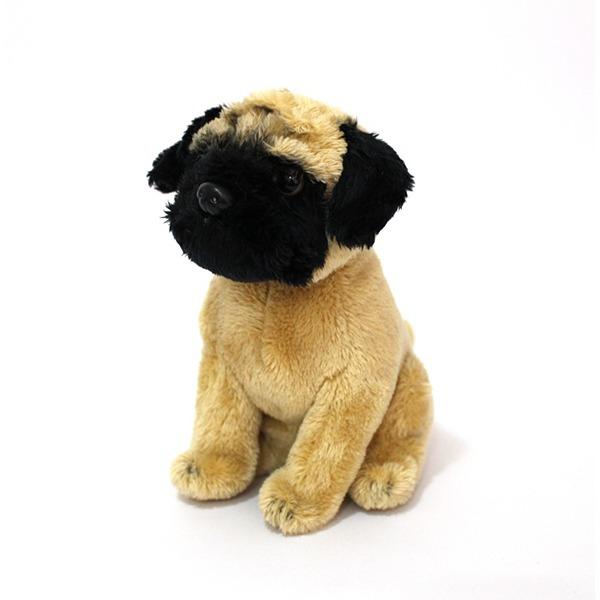 Dog: Ruby Junior Sitting Pug 15Cm