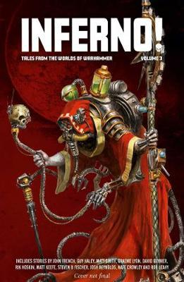 Inferno! Volume 3 by John French