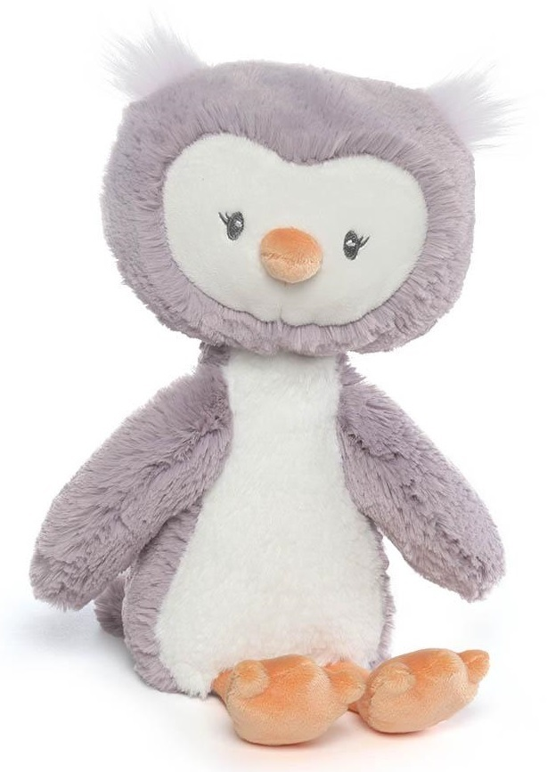 "Gund: Toothpick Owl - 16"" Plush image"