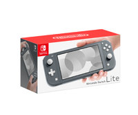 Nintendo Switch Lite - Grey for Switch image