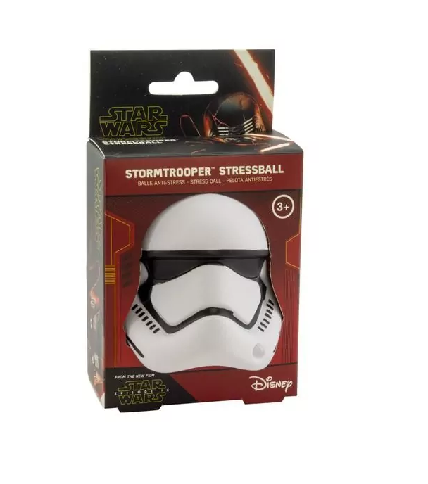 Star Wars Episode IX Stormtrooper Stress Ball