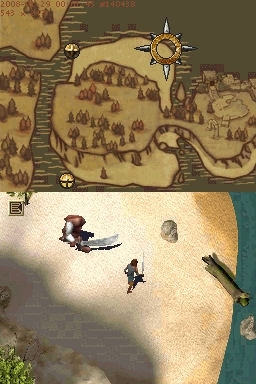 The Chronicles of Narnia: Prince Caspian for DS image