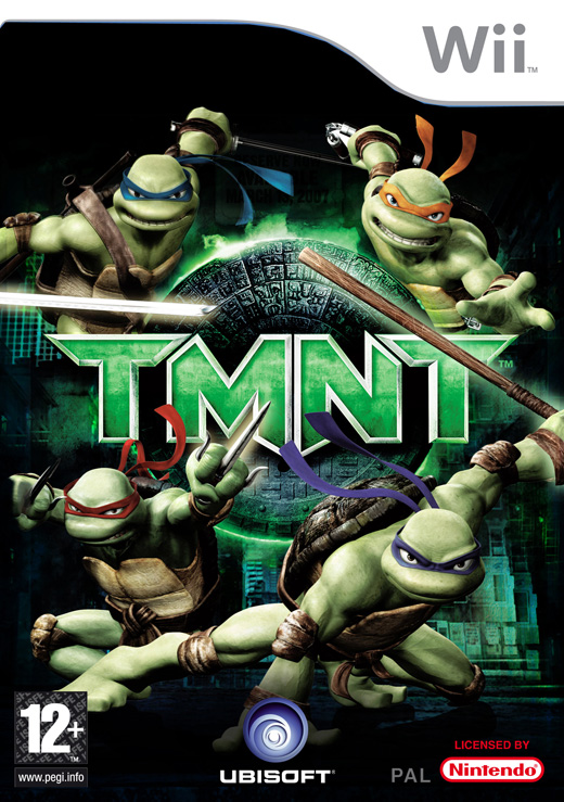 Teenage Mutant Ninja Turtles for Nintendo Wii image