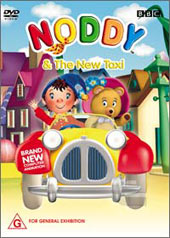 Noddy And The New Taxi on DVD