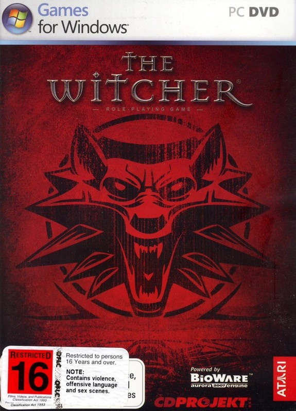 The Witcher for PC Games