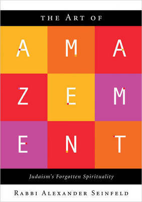 The Art of Amazement by Alexander Seinfeld