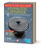 4M Hypnotic Spinner Science Magic
