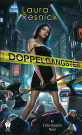Doppelgangster by Laura Resnick image