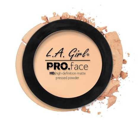 LA Girl HD Pro Face Powder - Porcelain image