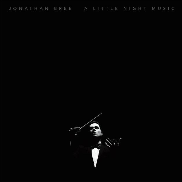 A Little Night Music (LP) by Jonathan Bree