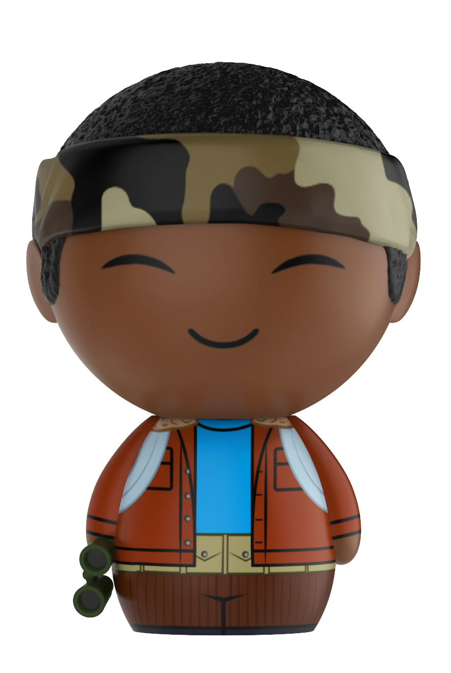 Stranger Things - Lucas Dorbz Vinyl Figure image
