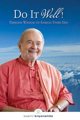Do it Well! by Swami Kriyananda image