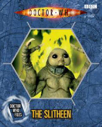 Doctor Who: The Slitheen by Jacqueline Rayner image