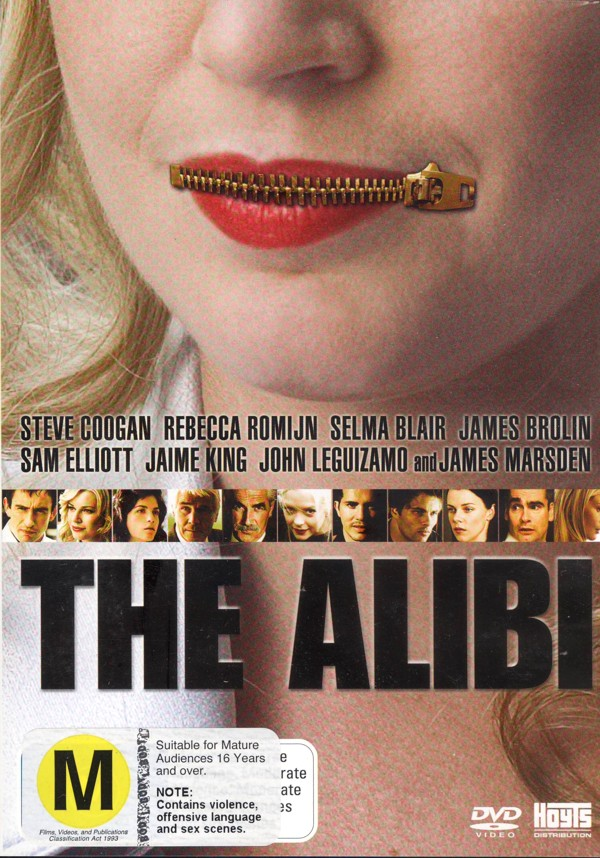The Alibi on DVD image