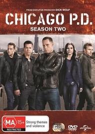 Chicago PD - Season 2 (6 Disc Set) on DVD