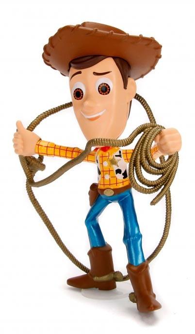 """Jada Metals: Toy Story Woody – 4"""" Die-Cast Figure"""