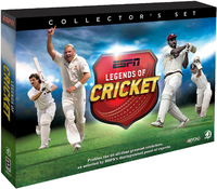 ESPN: Legends Of Cricket Collector's Set on DVD