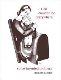 Archivist: Invented Mothers Greeting Card