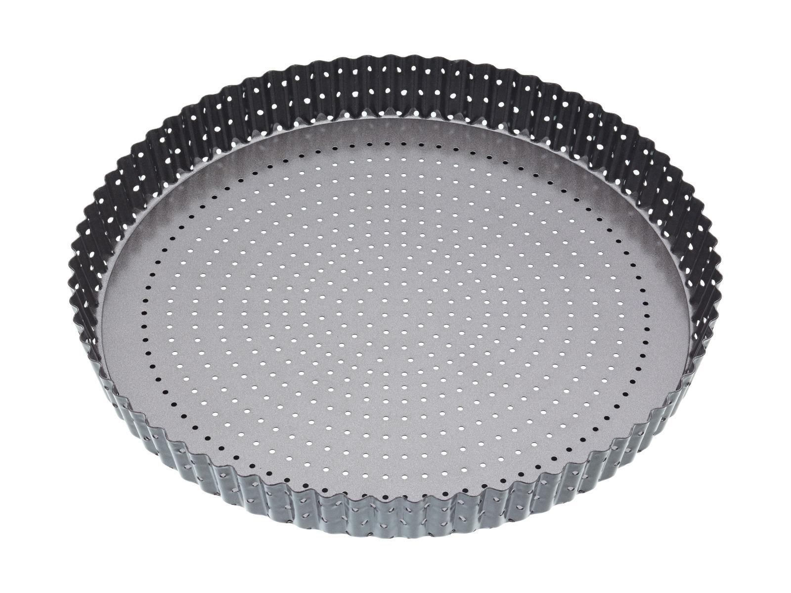 MasterClass: Crusty Bake Loose Base Round Flan/Quiche Pan (30cm) image