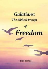 Galatians by Tim James