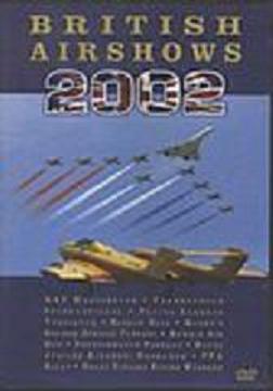 British Airshows 2002 on DVD image