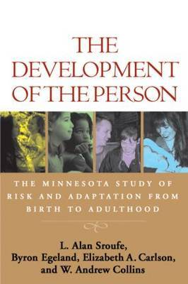 The Development of the Person by L. Alan Sroufe image