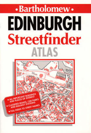 Edinburgh Street Atlas image