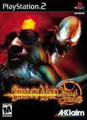 Shadowman 2 for PS2