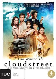 CloudStreet on DVD