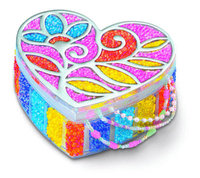 4M: Make Your Own - Crystalite Trinket Box
