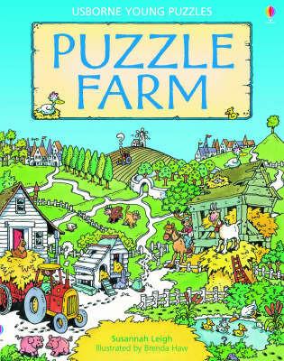 Puzzle Farm by Susannah Leigh