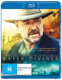 The Water Diviner on Blu-ray