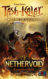 Tash-Kalar: Arena of Legends - Nethervoid Expansion