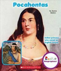 Pocahontas by Joanne Mattern