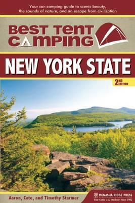 Best Tent Camping: New York State by Catherine Starmer image